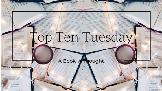 T10T: Best Books of 2016