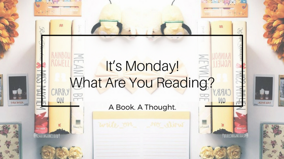 It's Monday! What are you Reading? 🤔