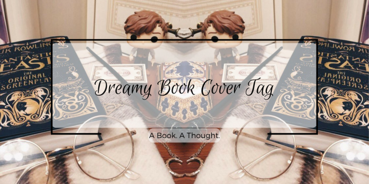 Dreamy Book Cover Tag ⭐️