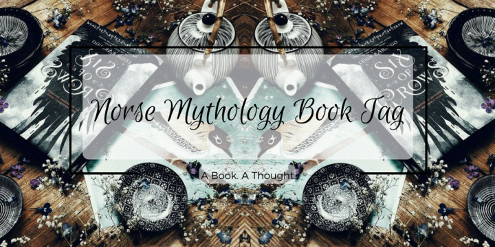 Norse Mythology Book Tag 🤓
