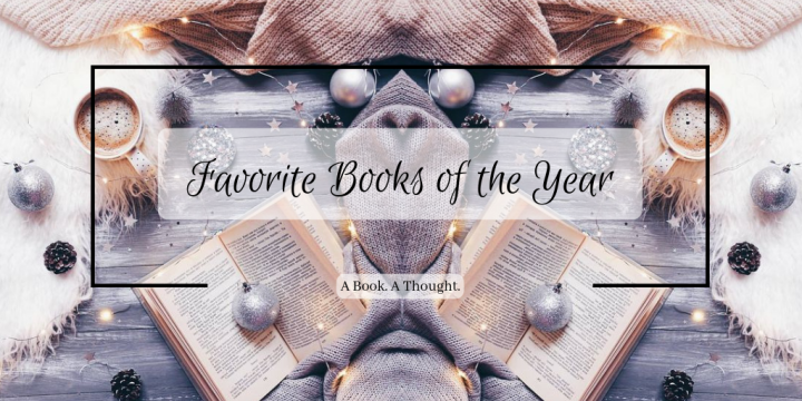 Favorite Books of the Year || 2018 || 👍🏻