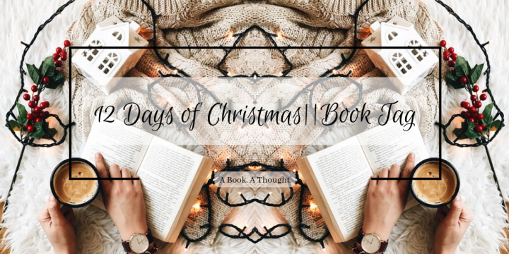 12 Days of Christmas||Book Tag 🎄
