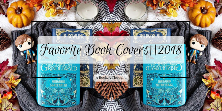 Favorite Book Covers || 2018