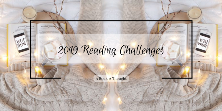 2019 Reading Challenges & Currently Reading 🌟