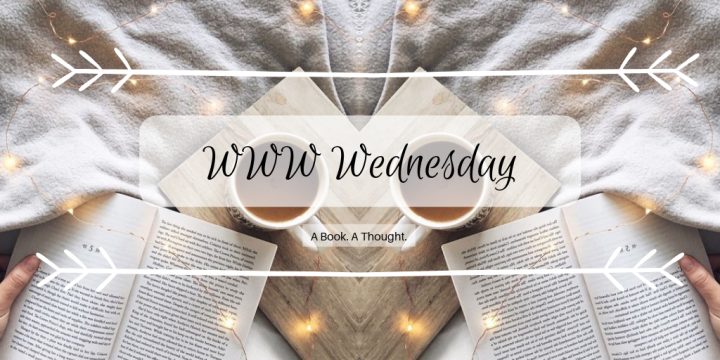 WWW Wednesday ||#21 & Hosting a Twitter Giveaway || 🍂