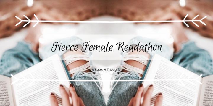 Fierce Female Read-a-Thon || TBR📚