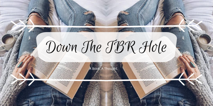 Down The TBR Hole || #4 ||☕️