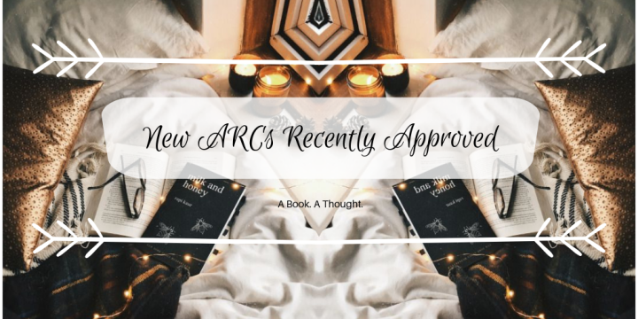 New ARCs Recently Approved🌟
