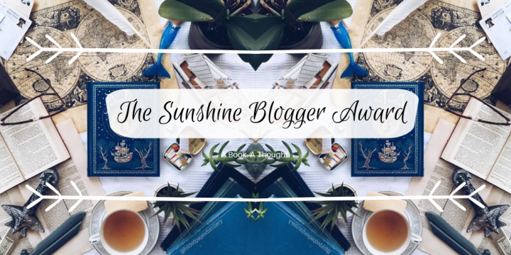 The Sunshine Blogger Award || 💫