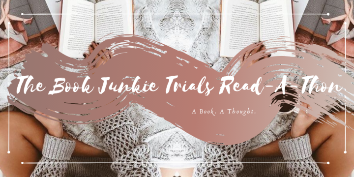 July TBR || The Book Junkie Trials Read-A-Thon 💫 || 2019 || ❄️