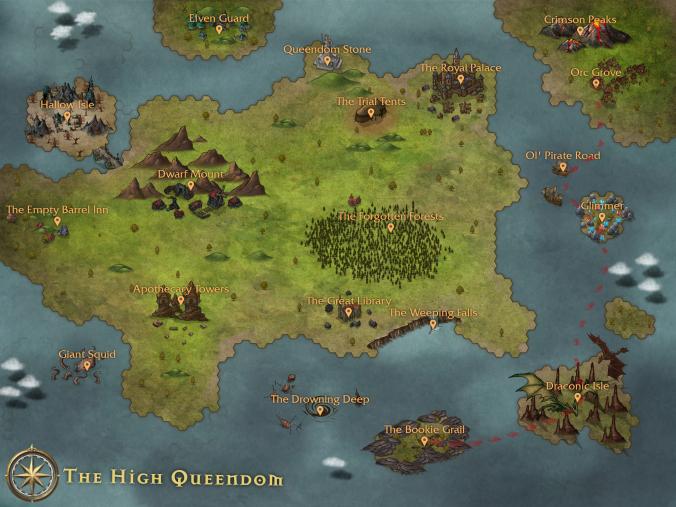 Magi Map