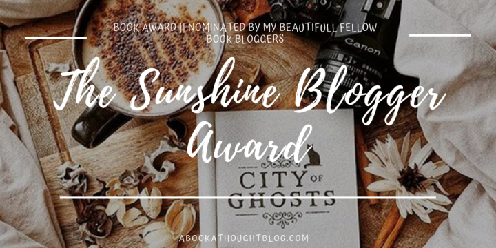The Sunshine Blogger Award || #3 🌙