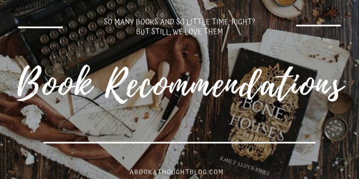 Book Recommendations || Spooky Edition 🕯️