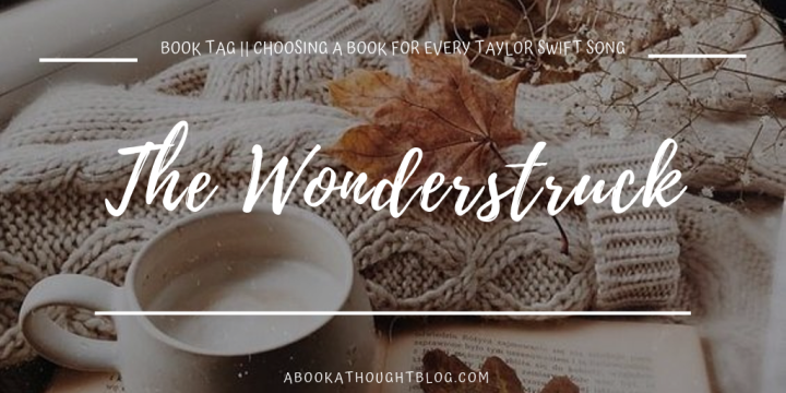 The Wonderstruck || Book Tag || ☀️