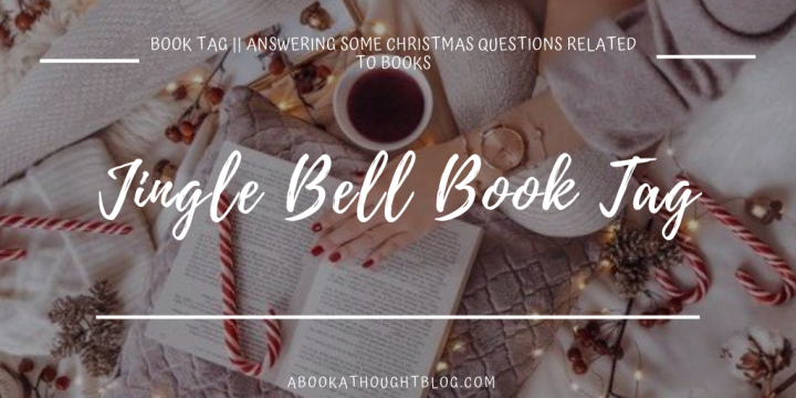 Jingle Bell Book Tag || 🎄