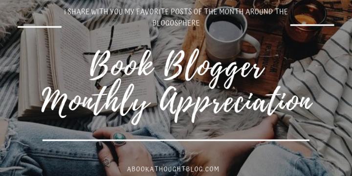 Book Blogger Appreciation | December 2019💻💫