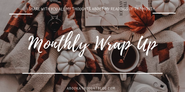 May Wrap Up | Unexpected Readings, A Popular Trilogy & Great Sequels 🍂