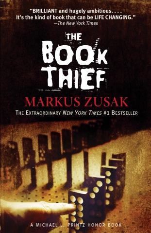 Resultado de imagen de the book thief cover