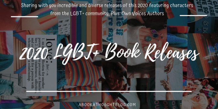 2020 LGBT+ Book Releases | 30+ Books 🏳️‍🌈