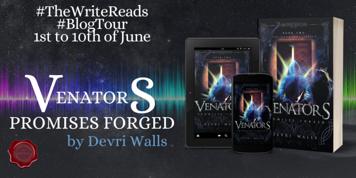 Blog Tour | Promises Forged (Venators #2) by Devri Walls